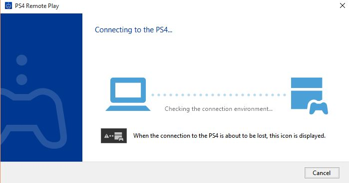 how to connect ps4 to wifi